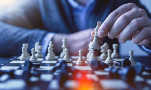 Why Growing a Business is like Learning to Play Four-dimensional Chess